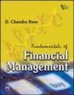 FUNDAMENTALS OF FINANCIAL MANAGEMENT (English) 1st Edition (Paperback): Book by Chandra Bose