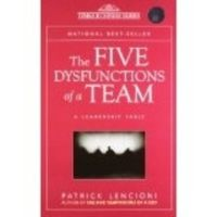 The Five Dysfunctions Of A Team: A Leadership Fable (English) (Paperback): Book by Patrick M. Lencioni