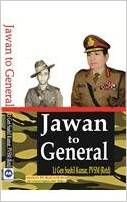 Jawan to General: Book by Sushil Kumar