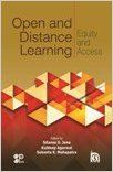 OPEN AND DISTANCE LEARNING (English): Book by SITANSU S. JENA KULDEEP AGARWAL SUKANTA K. MAHAPATRA (ED. )