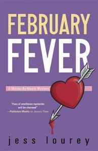 February Fever: Book by Jess Lourey