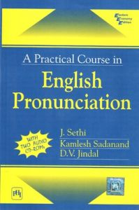A Practical Course In English Pronunciation (English) 1st Edition (Paperback): Book by Sadanand Jindal Sethi