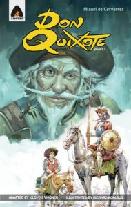 Don Quixote: Part 1: Book by Miguel de Cervantes