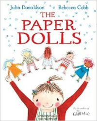 The Paper Dolls (English) (Paperback): Book by Rebecca Cobb, Julia Donaldson