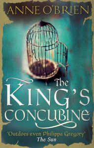 The King's Concubine: Book by Anne O'Brien