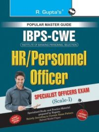 IBPS-Specialist Officers (HR/Personnel Officer)-Scale-I Common Written Exam Guide (English) (Paperback): Book by RPH Editorial Board