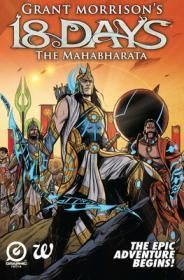 18 Days: The Mahabharata: Book by Morrison Grant