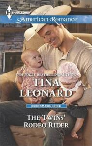 The Twins' Rodeo Rider: Book by Tina Leonard
