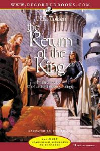 The Return of the King: Book by J R R Tolkien