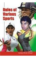 Rules Of Various Sports English(PB): Book by Sanjay Bhola Dheer