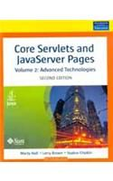 Core Servlets and JavaServer Pages : Advanced Technology (Volume - 2) (English) 2nd Edition (Paperback): Book by Marty Hall is president of coreservlets.com, Inc., a small company that provides training courses and consulting services related to server-side Java technology. He also teaches Java and Web programming in the Johns Hopkins University part-time graduate p