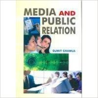Media and Public Relation (English): Book by Sumit Chawla
