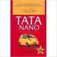 Tata Nano The Peoples Car (English) 01 Edition: Book by Pradeep Thakur