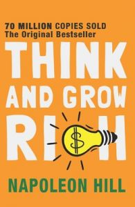Think and Grow Rich (English) 1st Edition: Book by Napoleon Hill