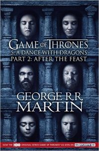 Dance with Dragons: Part 2 After the Feast TV tie-in edition (English) (Paperback): Book by George R. R. Martin