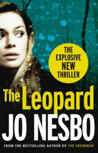 The Leopard: Book by Jo Nesbo