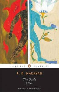 The Guide: A Novel: Book by R. K. Narayan