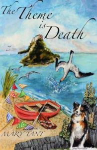 The Theme is Death: Book by Mary Tant