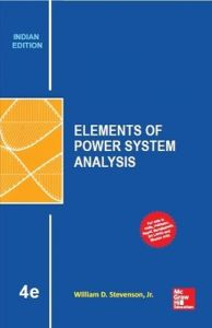 Elements of Power System Analysis (English) 4th Edition (Paperback): Book by STEVENSON