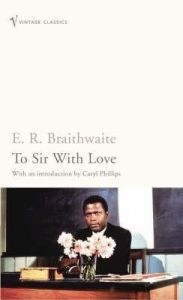 To Sir With Love (English) (Paperback): Book by E. B. Braithwaite