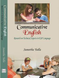 Communicative English Research on Technical Aspects in ESP language (English): Book by Suneetha Yedla