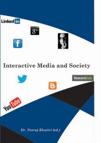 Interactive Media And Society: Book by Neeraj Khattri (Ed.)