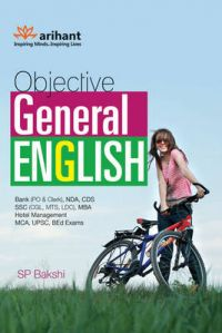 Objective General English (English) 2nd Edition (Paperback): Book by S. P. Bakshi
