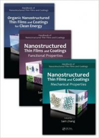 Handbook of Nanostructured Thin Films and Coatings  Three-Volume Set (English) (Hardcover): Book by Zhang Zhang