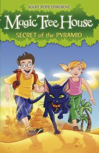 The Magic Tree House 3: Secret of the Pyramid: Book by Mary Pope Osborne
