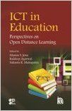 ICT In Education Perspectives On Open Distance Learning (English): Book by Sitanshu S Jena