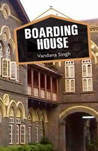 Boarding House (English): Book by Vandana Singh