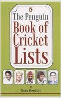 Penguin Book of Cricket Lists, The (English): Book by Gulu Ezekiel