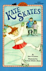 Kate Skates: Book by Jane O'Connor