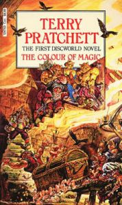 The Colour of Magic: Book by Terry Pratchett