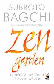 Zen Garden: Book by Subroto Bagchi