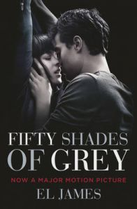 Fifty Shades of Grey: Book by E.L.James