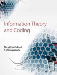 Information theory and coding english book by muralidhar information theory and coding english book by muralidhar kulkarni k s shivaprakasha fandeluxe Images