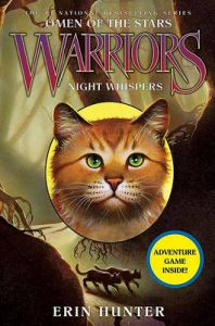 Night Whispers: Book by Erin Hunter