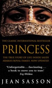 Princess (English) (Paperback): Book by Jean Sasson