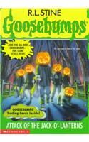 Attack of the Jack O'Lanterns: Book by R. L. Stine