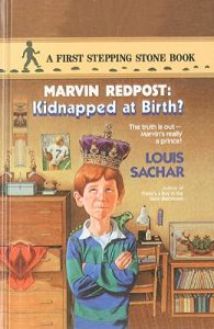 Kidnapped at Birth?: Book by Louis Sachar
