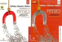 Fundamentals of Physics: A must have resources for CBSE Class 12th, AIEE & AIPMT Exams (Practice Book) (With CD) (Free Supplement Book) (With CD): Book by Halliday, Resnick, Walker