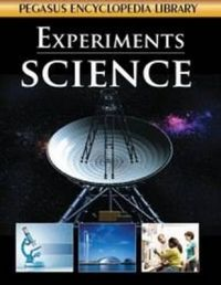 SCIENCE-EXPERIMENTS (HB): Book by Pegasus