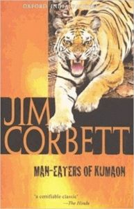 Man Eaters of Kumaon: Book by Jim Corbett