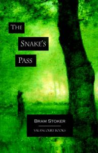 The Snake's Pass: Book by Bram Stoker