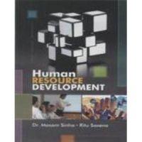Human Resource Development (English): Book by Sinha Mosam, Ritu Saxena