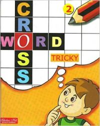 CROSS WORD TRICKY 2 (S): Book by EDITED