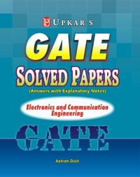 GATE Solved Papers (Electronics and Communication Engineering): Book by Ashish Dixit