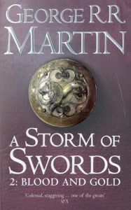 Storm of Swords (English): Book by George R. R. Martin