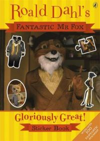 Fantastic Mr Fox: Gloriously Great Sticker Book